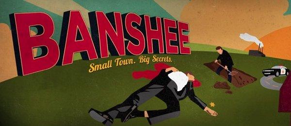 بنر سریال Banshee
