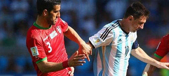 ایران - آرژانتین