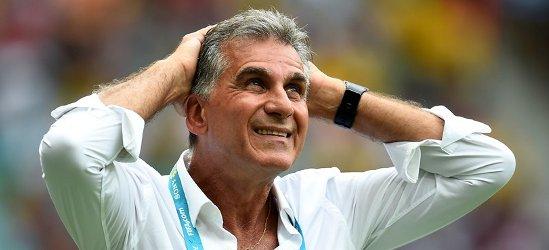 کیروش بعد از جام جهانی
