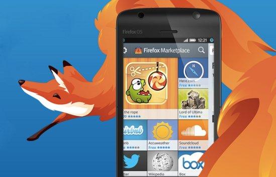 سیستم عامل فایرفاکس