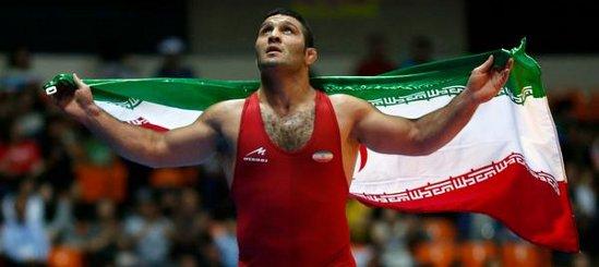 یزدانی ، یکی از قهرمانان کشتی ایران