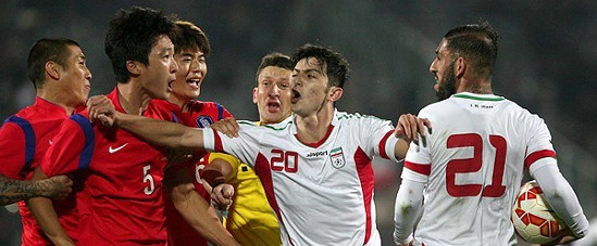 ایران-کره دوستانه ۲۰۱۴