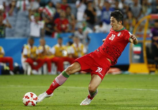 سردار آزمون - گل جام ملت های آسیا