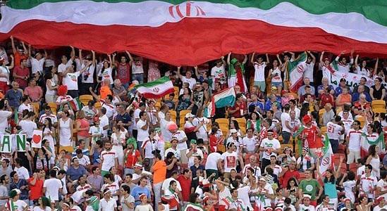 تماشاگران ایراین جام ملت ها ۲۰۱۵